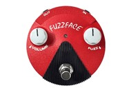 Dunlop FFM6 Jimi Hendrix Band of Gypsys Fuzz Face Mini Pedal