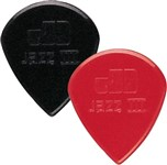 Dunlop 47P3S Jazz III Picks, Black, 6 Pack