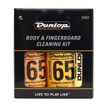 Dunlop 6503 Formula 65 Body & Fingerboard Care Kit