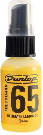 Dunlop 6551 Formula 65 Lemon Oil 1oz Bottle