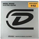 Dunlop Super Bright Electric Guitar Strings (Hybrid 7-String, 9-62)