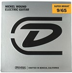 Dunlop Super Bright Electric Guitar Strings (Light 8-String, 9-65)