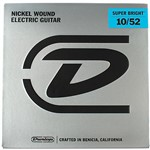 Dunlop Super Bright Electric Guitar Strings (Light/Heavy, 10-52)