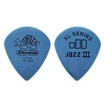 Dunlop Tortex Jazz III XL 12 Pick Player Pack (.73mm)