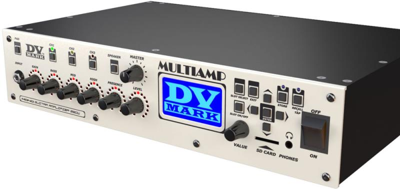 DV Mark Multiamp Angle