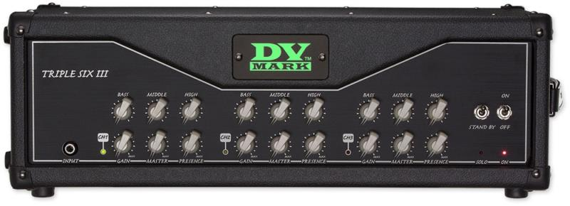 DV Mark Triple Six III Front