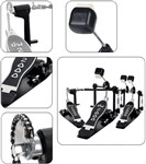 DW 2000 Series 2002 Double Pedal