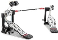 DW 9000 Series 9002 Double Pedal, Left Footed