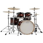 DW Design Series 5 Piece Shell Pack (Tobacco Burst Gloss Lacquer)