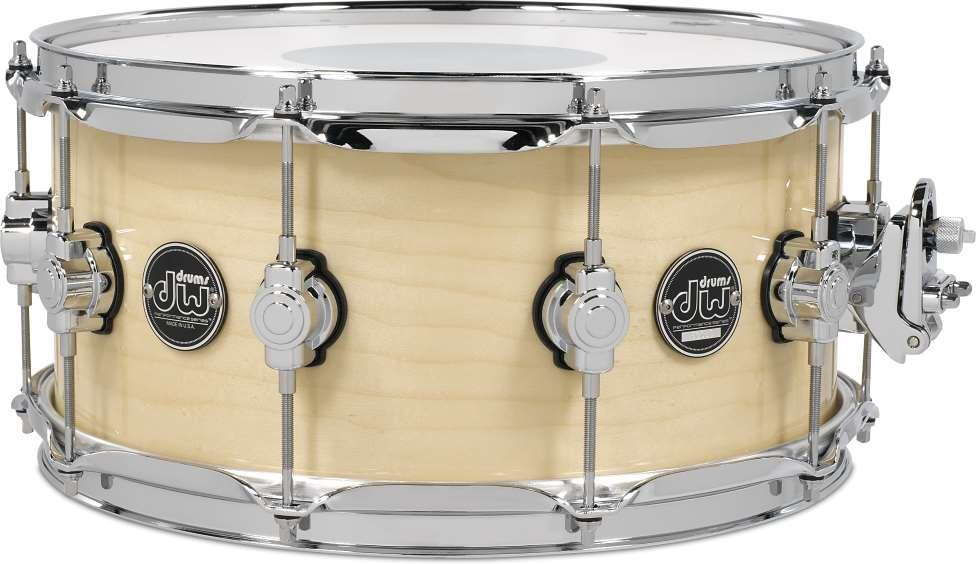 DW Performance series snare, 14x6.5in, main