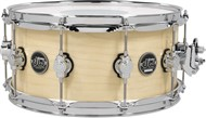DW Performance Series 14x6.5in Snare, Natural Lacquer