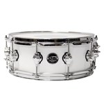 DW 14x6.5in snare, White Ice, main