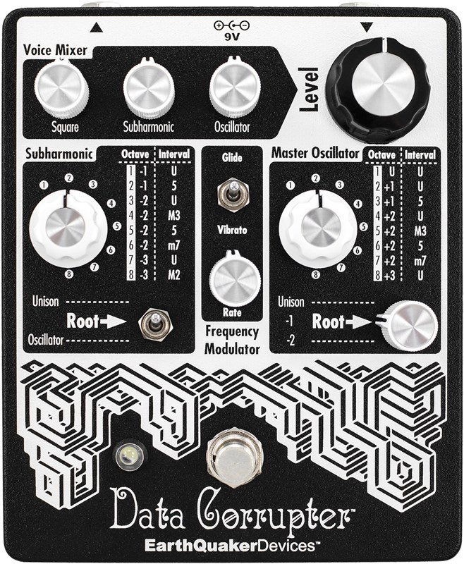 EarthQuaker Data Corrupter Pedal