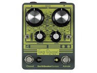 EarthQuaker Gray Channel Dynamic Dirt Doubler Pedal