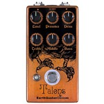 EarthQuaker Talons High Gain Overdrive Pedal