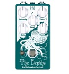 EarthQuaker The Depths Analog Optical Vibe Pedal