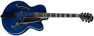 Eastman AR580CE-BLU Archtop Guitar Front
