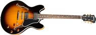 Eastman T386 Thinline Sunburst Front