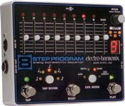 Electro-Harmonix 8-Step Program Analog Expression CV Sequencer Pedal