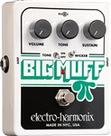 Electro-Harmonix Big Muff Pi with Tone Wicker Distortion Sustainer Pedal