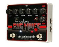 Electro-Harmonix Deluxe Big Muff Pi Distortion Sustainer Pedal