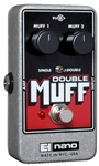 Electro-Harmonix Double Muff Fuzz Overdrive Pedal