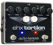 Electro-Harmonix EHX Tortion JFET Preamp Overdrive Pedal