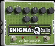 Electro Harmonix Enigma Q Ball Envelope Filter for Bass