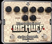 Electro-Harmonix Germanium 4 Big Muff Pi Distortion Overdrive Pedal