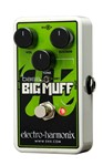 Electro-Harmonix Nano Bass Big Muff Pi Distortion Sustainer Pedal