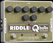 Electro Harmonix Riddle, Q-Balls for Guitar
