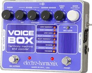 Electro-Harmonix Voice Box Vocal Harmony Machine Pedal