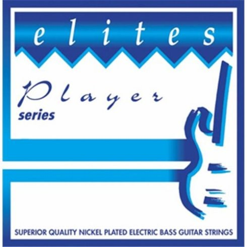 Elites Player Nickel Plated Bass
