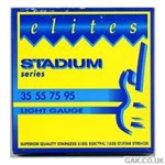 Elites Stadium Stainless Steel Bass, Light, 35-95