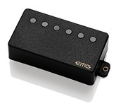 EMG 66 Humbucking Pickup, Black Chrome