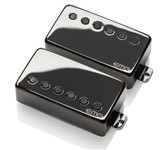 EMG JH-HET-SET James Hetfield Humbucker Pickup Set, Chrome