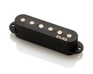 EMG SAV Single Coil Pickup, Black