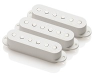 EMG SAV Single Coil Pickup Set, White