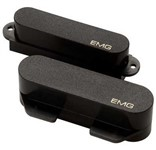 EMG T Active Telecaster Pickup Set, Black