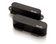 EMG TC Active Single Coil Pickup Set, Black