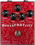 Emma Electronic RF-2 ReezaFRATzitz Overdrive/Distortion Pedal