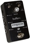 Empress Effects Pedal Board Buffer Plus with Boost Pedal