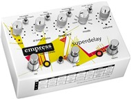 Empress Effects Super Delay Pedal