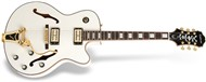 Epiphone Emperor Swingster White Royale (Pearl White)