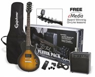 Epiphone Les Paul Player Pack (Vintage Sunburst)