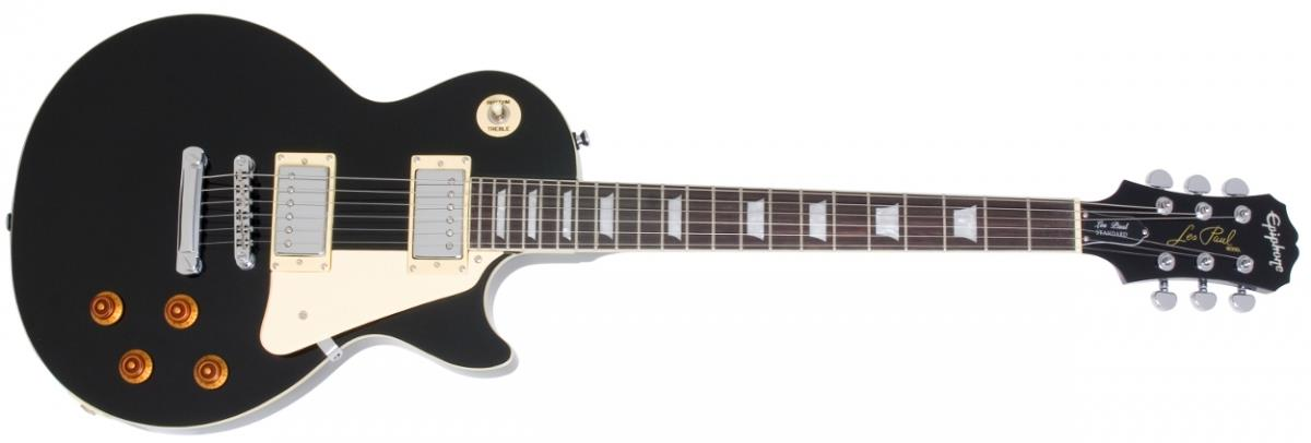 Epiphone Les Paul Standard in Ebony
