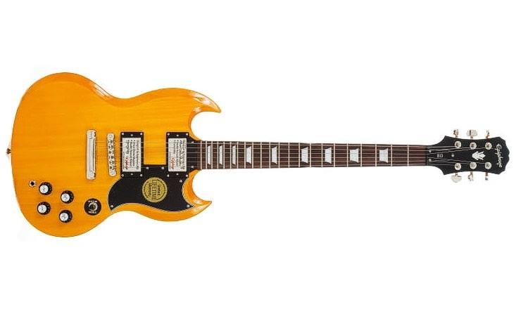 Epiphone Limited Edition G-400 (Korina)