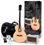 Epiphone PR-4E Electro Acoustic Player Pack (Natural)