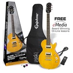 Epiphone Slash 'AFD Les Paul Special-II Guitar Outfit (Appetite Amber)