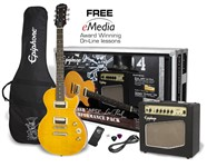 Epiphone Slash 'AFD Les Paul Special-II Performance Pack (Appetite Amber)